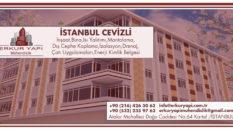 İstanbul Cevizli İnşaat,Bina,Isı Yalıtımı,Mantolama,Dış Cephe Kaplama,İzolasyon,Drenaj,Çatı Uygulamaları,Enerji Kimlik Belgesi