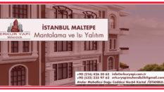 İstanbul Maltepe Mantolama ve Isı Yalıtım