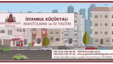 İstanbul Küçükyalı Mantolama ve Isı Yalıtım Firmaları